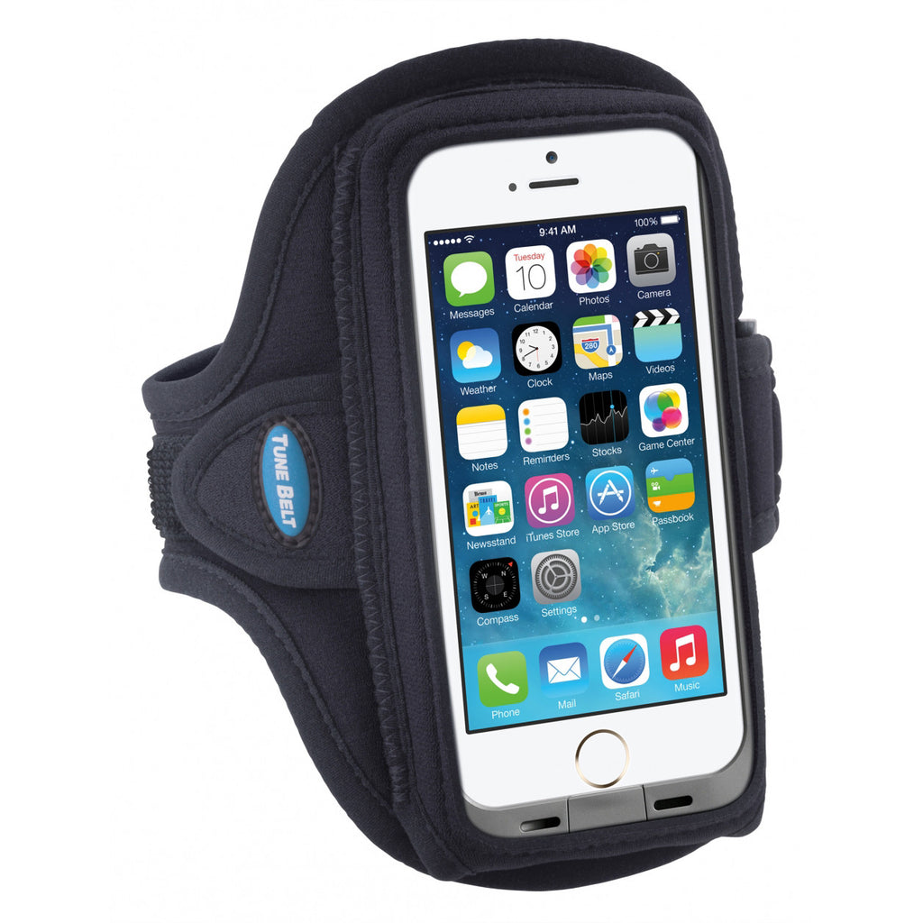 Tune Belt Sport Armband AB90 - Apple iPhone 5/5s/5c, Samsung Galaxy S5, HTC One (M8)