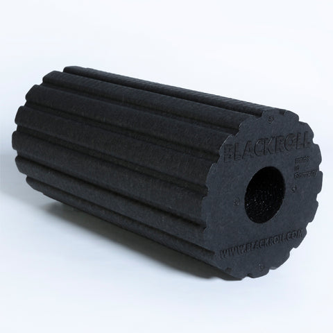 Blackroll Massage Roller (groove) - Black