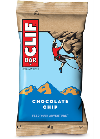 Clif Bar - Energy Bar (Chocolate Chip)