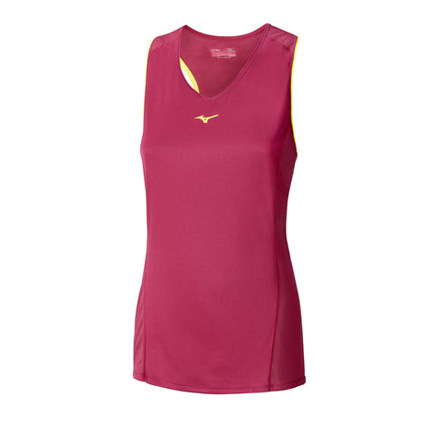 Mizuno Womens Cooltouch Phenix Sleeveless - SS16