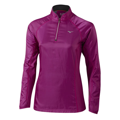 Mizuno Womens Breath Thermo® Storm Windtop - AW15
