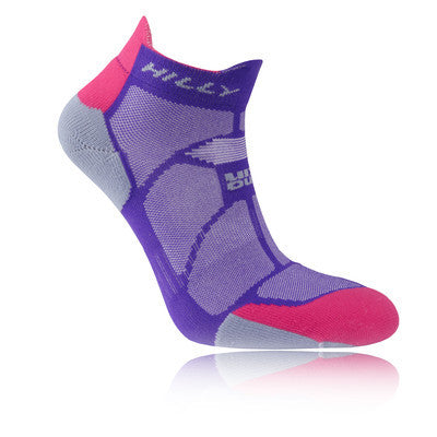 Hilly Womens Marathon Fresh Socklet