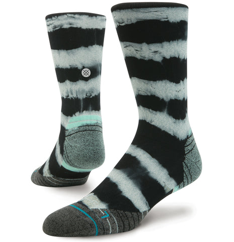 Stance Fusion Run Momentum Crew Height Mens Socks
