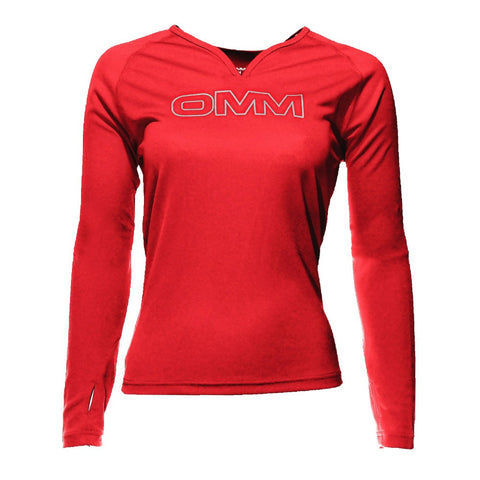 OMM Womens Trail Tee Long Sleeve - SS17