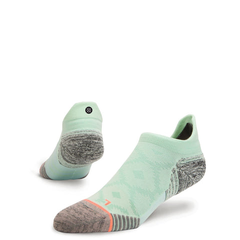 Stance Fusion Run Plyo Low Height Womens Socks