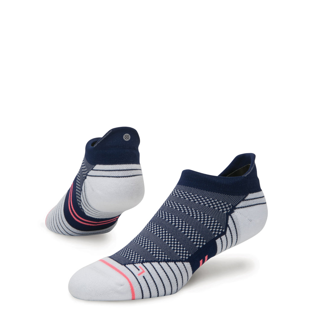 Stance Fusion Run Motion Low Height Womens Socks