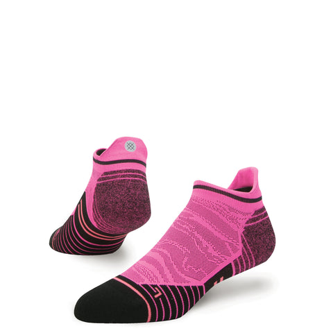 Stance Fusion Run Recovery Low Height Womens Socks