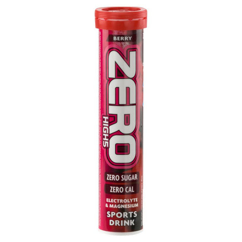 HIGH5 Sports Nutrition - Zero sports drink tab Berry Flavour