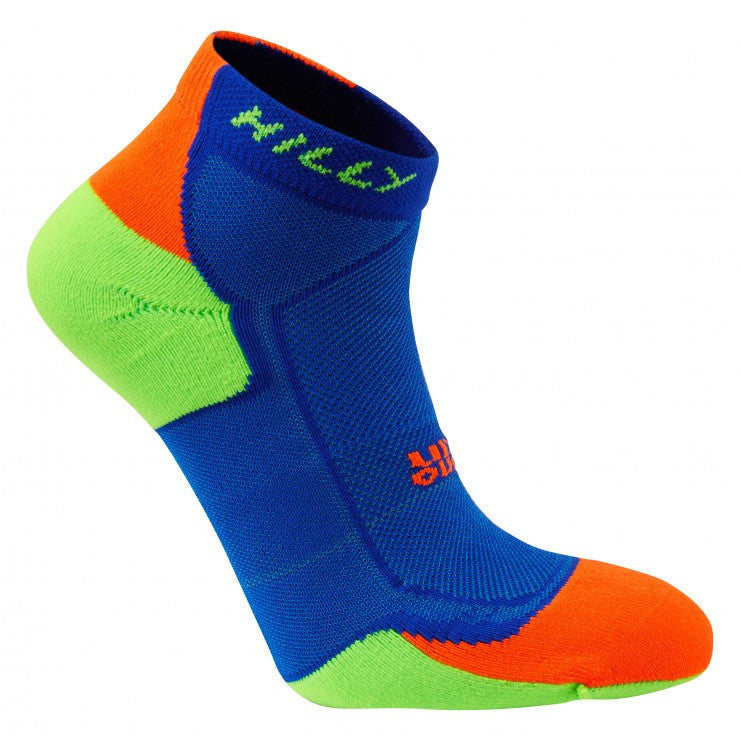 Hilly Lite-Cushion Quarter Sock