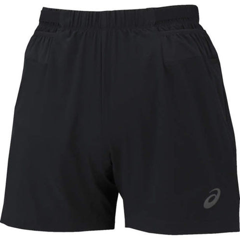 ASICS Mens Fujitrail 2 in 1 Shorts