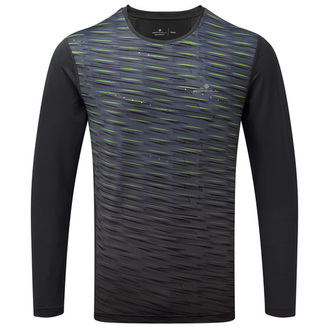 Ronhill Mens Stride Long Sleeve - AW17