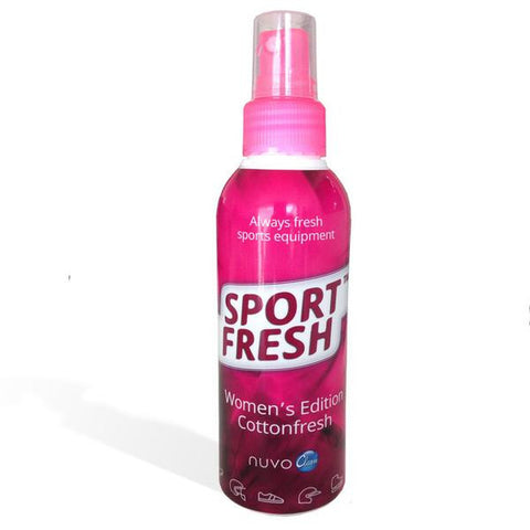 Nuvo Sport Fresh Women's Cottonfresh Odour Removal Spray
