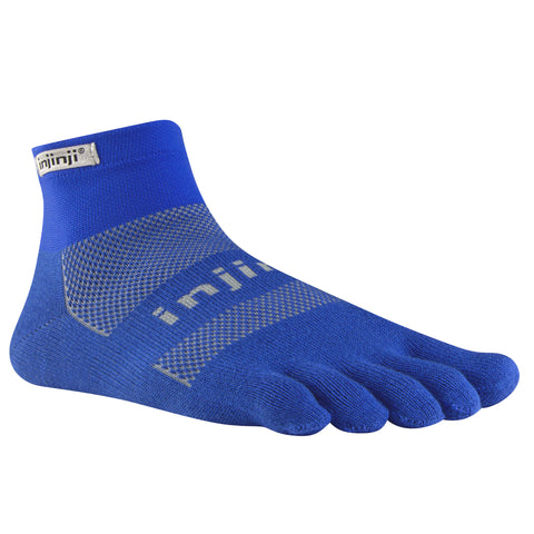 Injinji Performance 2.0 Run Original Weight Sock (mini-crew)