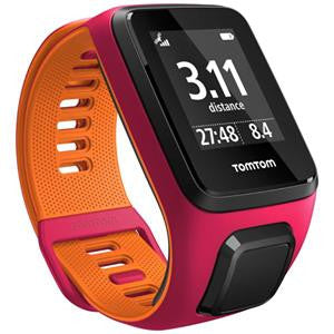 TomTom Runner 3 Cardio + Music GPS Watch