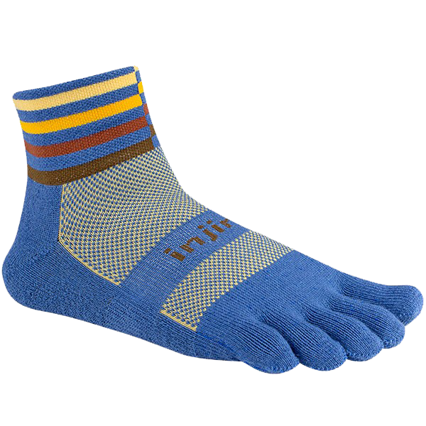 Injinji Performance 2.0 Trail Mid-Weight Sock (mini-crew)