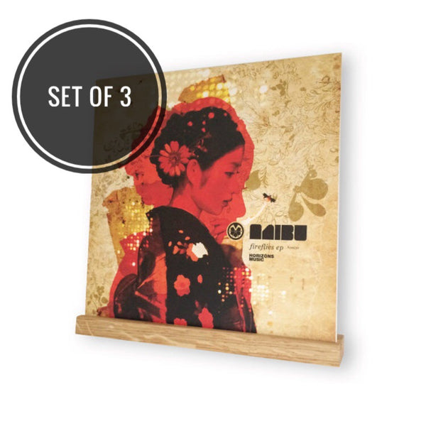 Record Shelf - Single | Set of 3