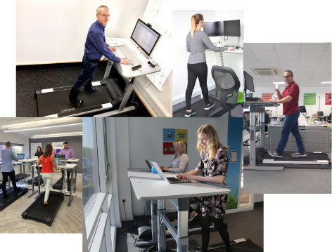 What is a Treadmill Desk?