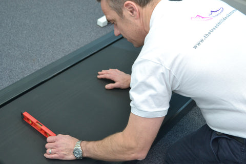 TREADMILL DESK SERVICING