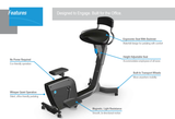 Lifespan Trio Bike Desk - New to the UK