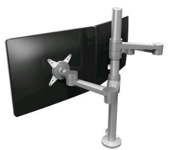 Viewlite Duel Monitor Arm for DT5 & DT7 Treadmill Desk