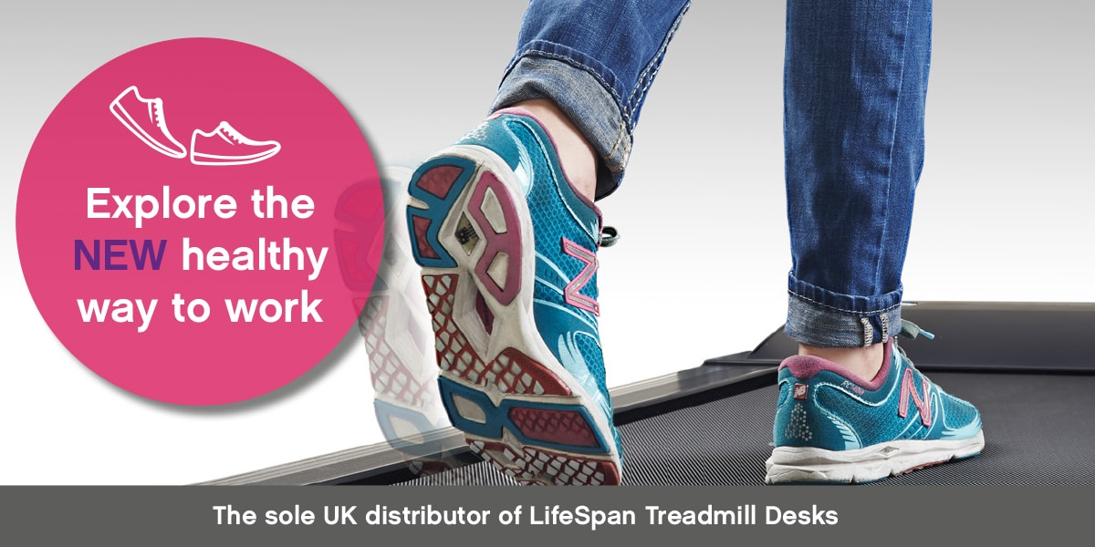 Explore the new healthy way to work
