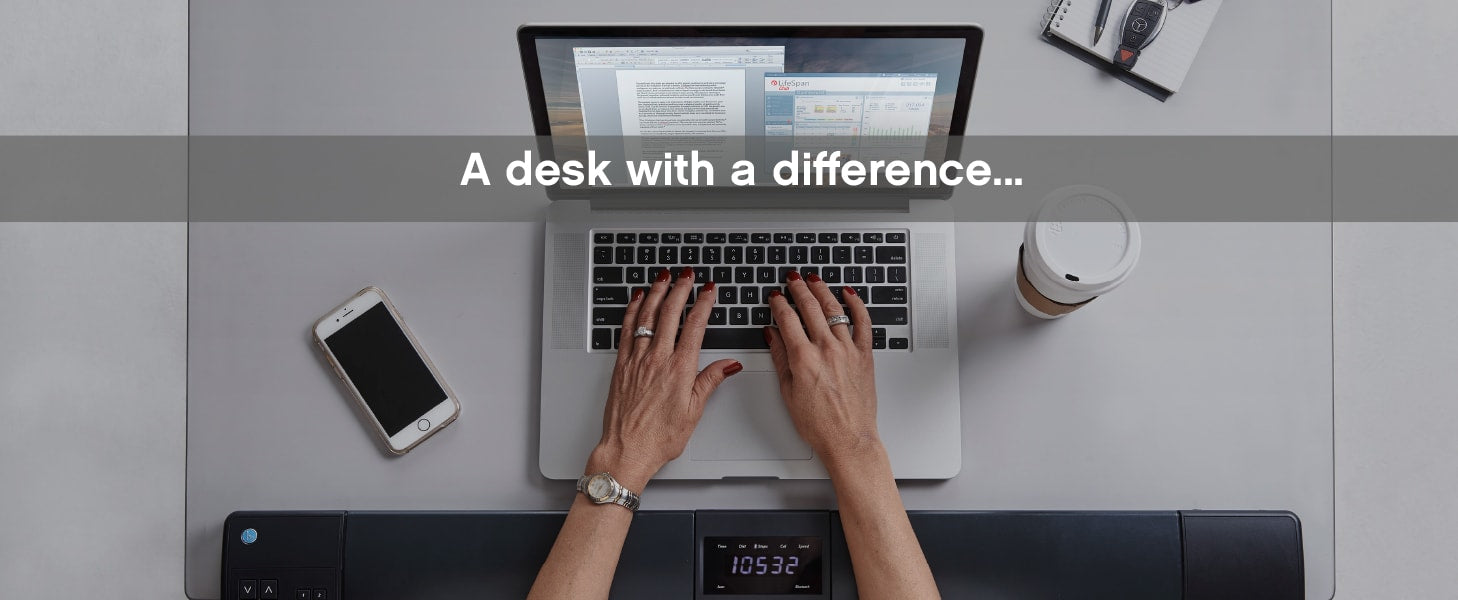 A desk with a difference...