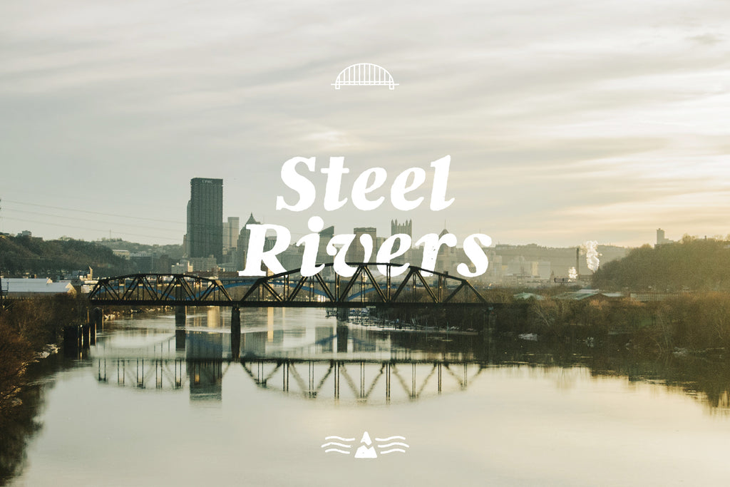 COMPAS LIFE STEEL RIVERS LOOK BOOK
