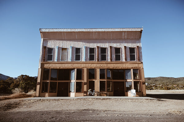 Compas Life - Abandoned Enchantment - Ghost Town Blog