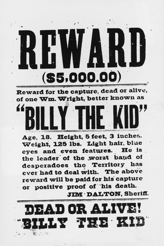 Compas Life Billy the Kid Adventure Blog