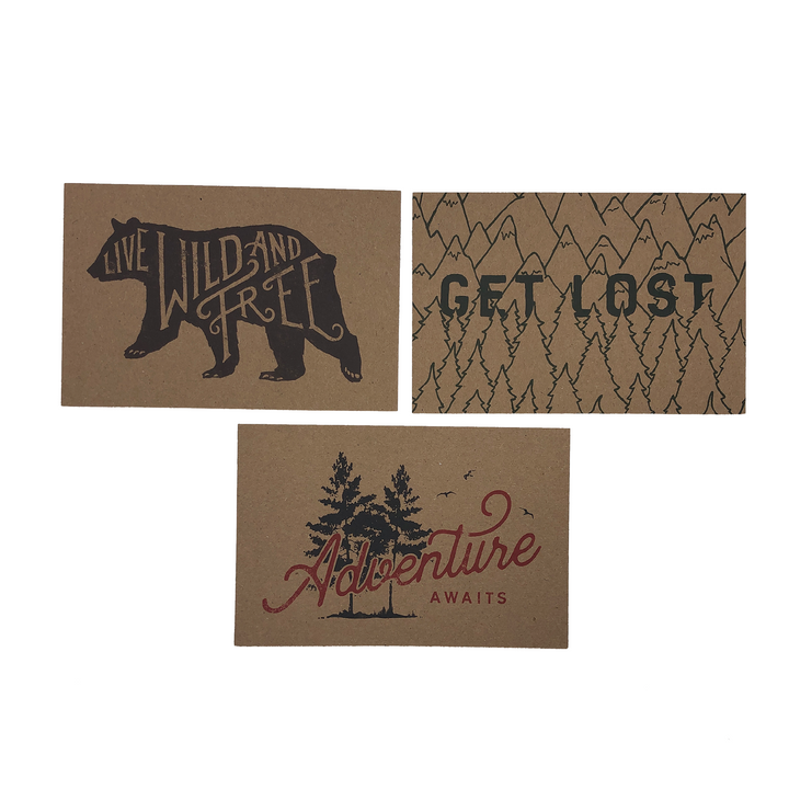 Postcard Adventure 3-Pack