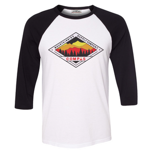 ADK Sunset Raglan