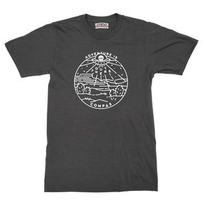 Men's Out There Tee