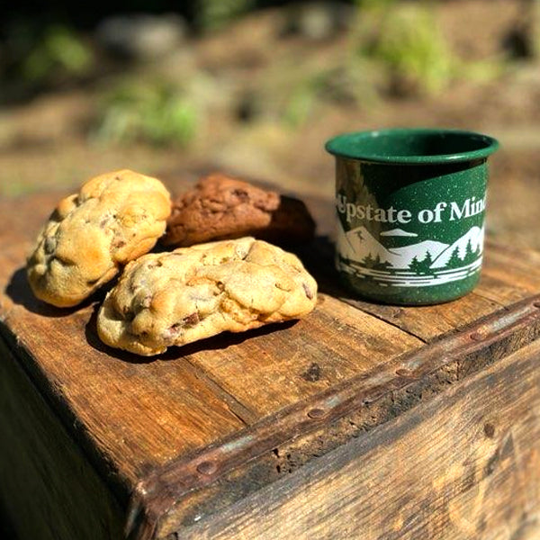 Upstate of Mind Downtown Dough Cookie and Mug Gift Set