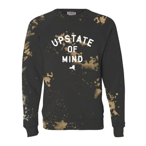 Upstate of Mind Crew Neck - Bleached Out