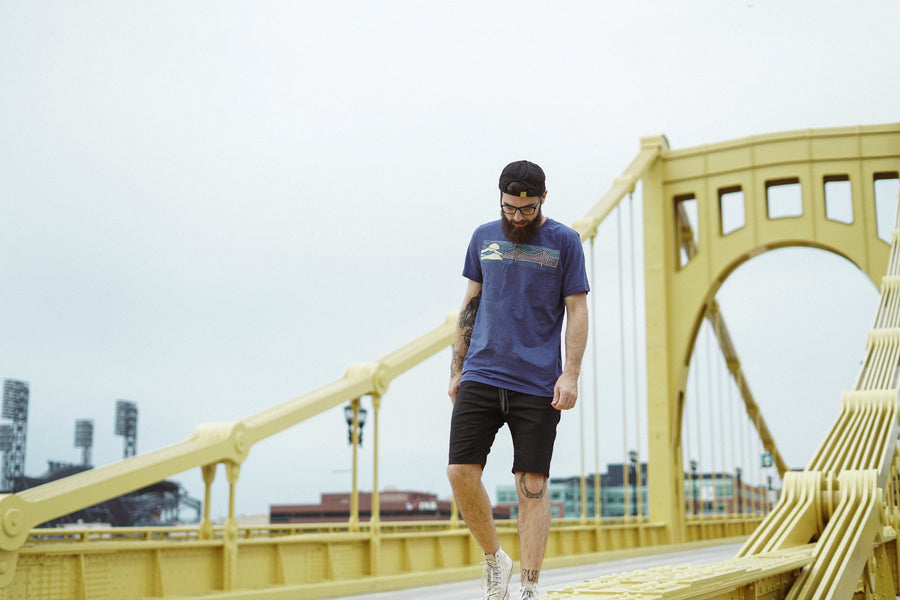 City of Bridges Tee