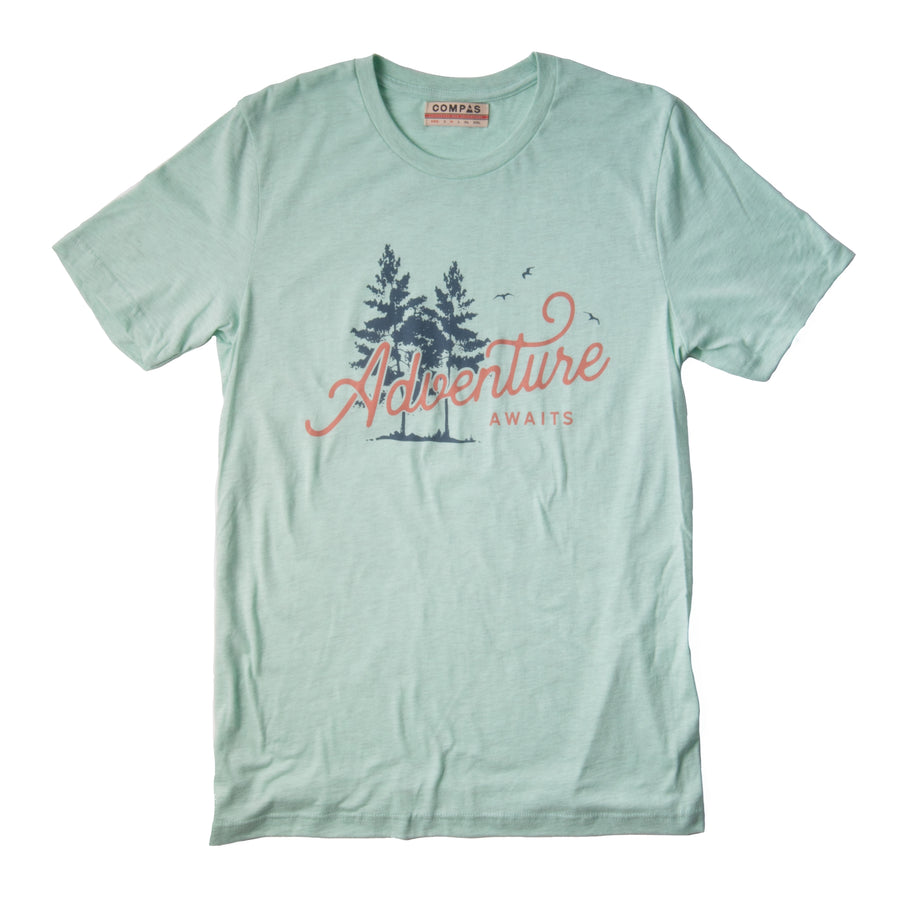 Adventure Awaits Tee