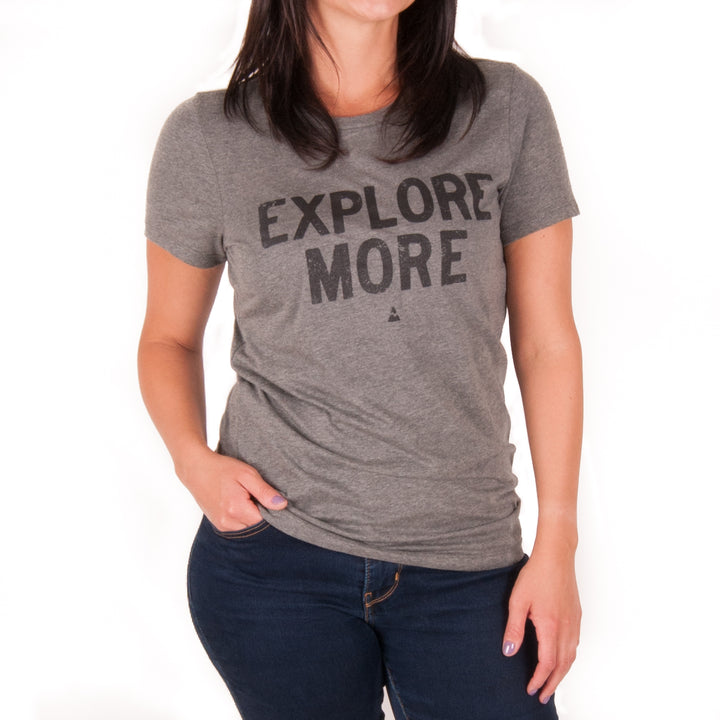 Women's Explore More Tee