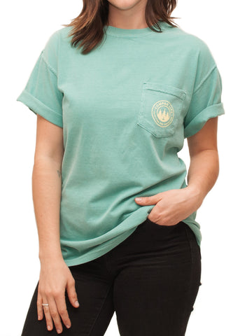 Women's Outfitted Pocket Tee