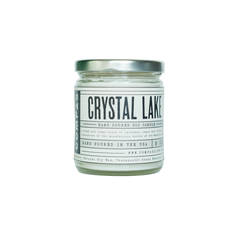 Crystal Lake Candle