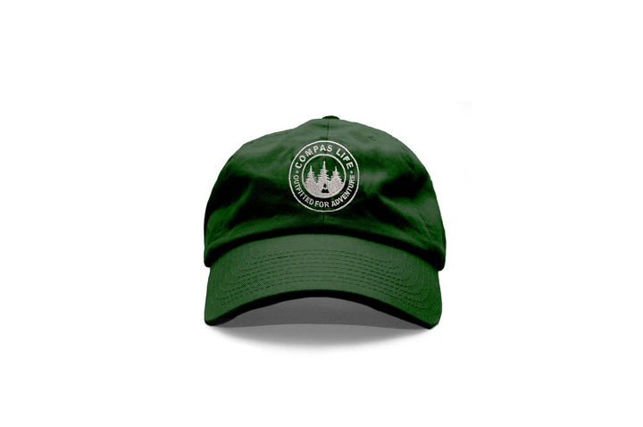 Outfitted Cap - Forest