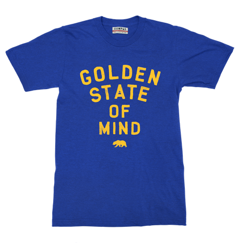 Golden State of Mind Tee