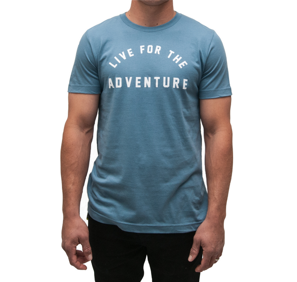 Live for the Adventure Tee