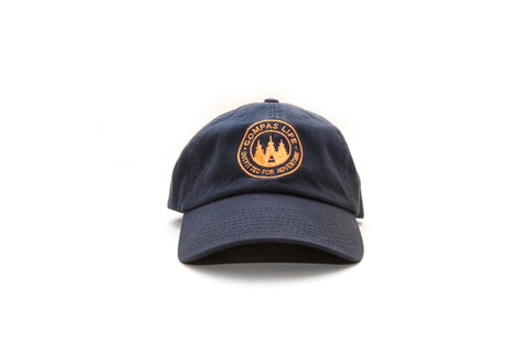 Outfitted Cap - Navy