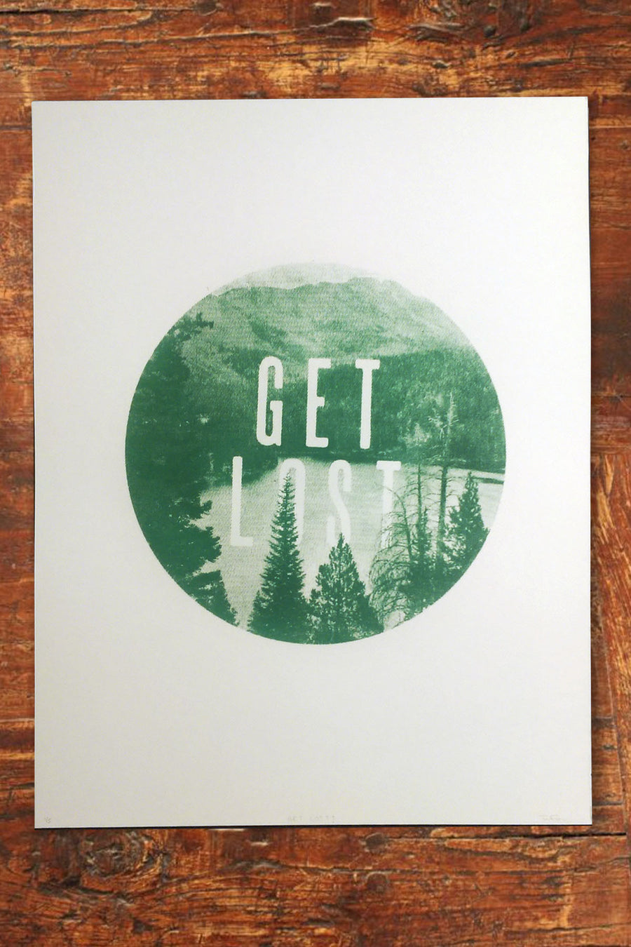 Get Lost Poster