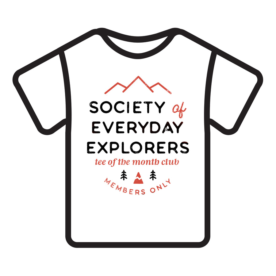 Society of Everyday Explorers Membership
