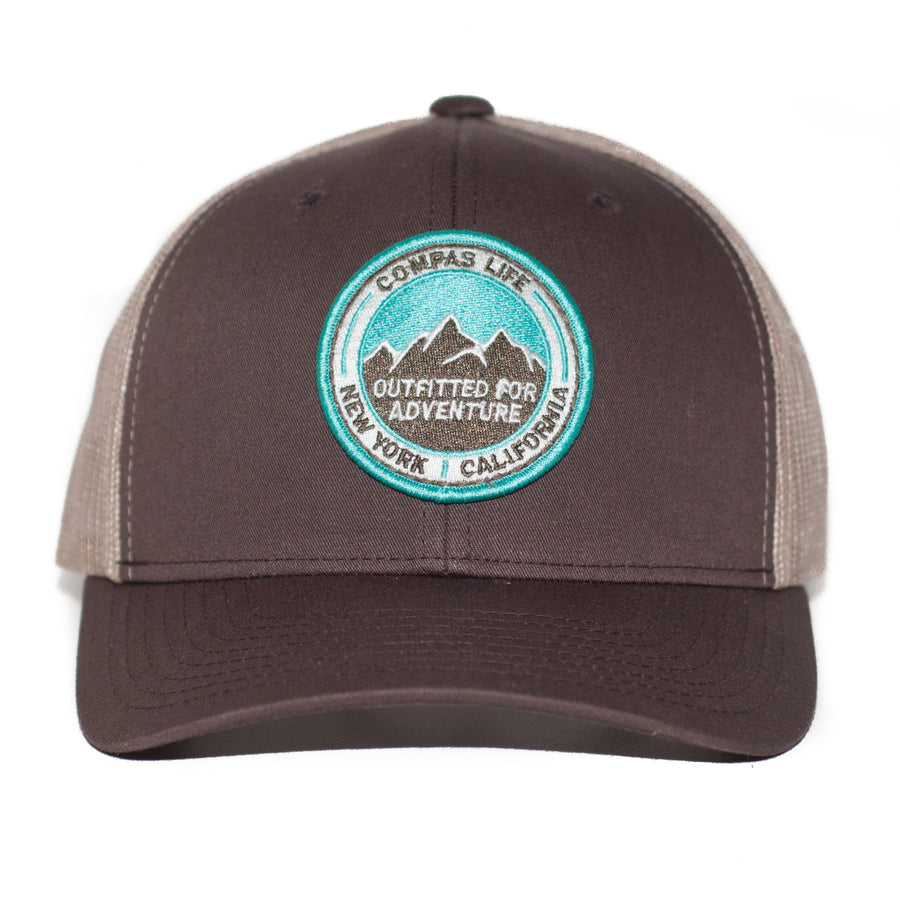 Mountainside Trucker Hat