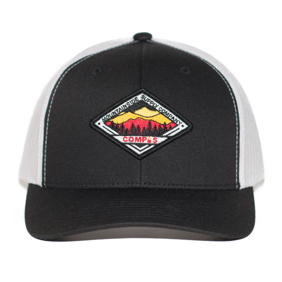 ADK Sunset Trucker Hat