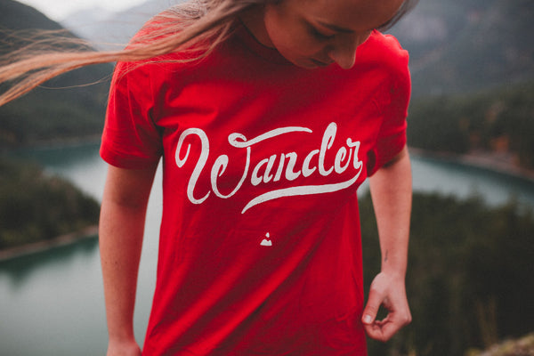 Wander T-Shirt - Outdoor Apparel