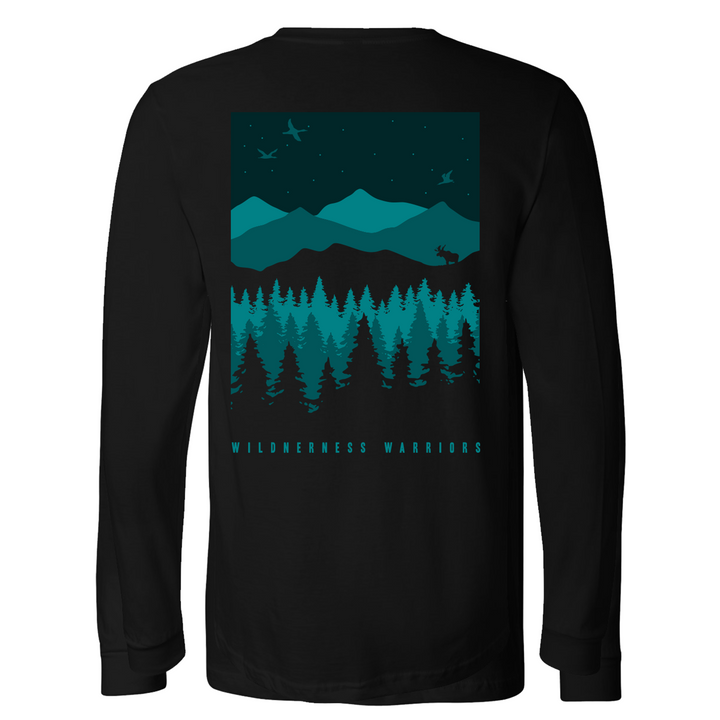 Wilderness Warriors Long Sleeve Shirt