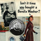 I'd like to be as lucky as Vincent Bendix, who didn't actually ever manufacture a single washing machine, but licensed his good name and still managed to have that name on 2 million washers by 1949. With a truly vintage finish, for extra measure! Did you know that William Faulkner won the Nobel Prize for literature in 1949? Sterling Silver Lucky Penny charm--vintage finish makes a fun addition to your Fables collection! Comes with black leather cord or vintage inspired ribbon.  Sterling Silver 1949 Vintage